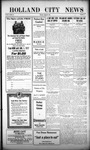 Holland City News, Volume 44, Number 34: August 26, 1915