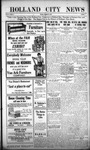 Holland City News, Volume 44, Number 37: September 16, 1915 by Holland City News