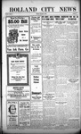 Holland City News, Volume 44, Number 38: September 23, 1915