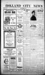Holland City News, Volume 44, Number 39: September 30, 1915