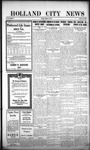 Holland City News, Volume 44, Number 41: October 14, 1915 by Holland City News