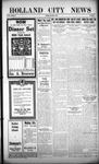 Holland City News, Volume 44, Number 44: November 4, 1915