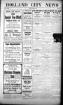 Holland City News, Volume 44, Number 45: November 11, 1915