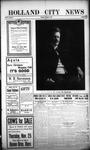 Holland City News, Volume 44, Number 47: November 25, 1915