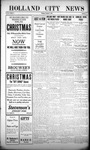 Holland City News, Volume 44, Number 48: December 2, 1915 by Holland City News