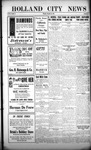Holland City News, Volume 44, Number 50: December 16, 1915
