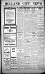 Holland City News, Volume 45, Number 2: January 13, 1916