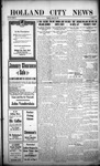 Holland City News, Volume 45, Number 3: January 20, 1916