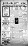 Holland City News, Volume 45, Number 4: January 27, 1916