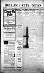 Holland City News, Volume 45, Number 7: February 17, 1916