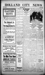 Holland City News, Volume 45, Number 12: March 23, 1916