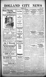 Holland City News, Volume 45, Number 15: April 13, 1916