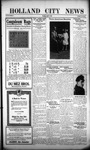 Holland City News, Volume 45, Number 17: April 27, 1916