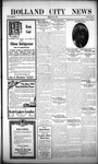 Holland City News, Volume 45, Number 20: May 18, 1916