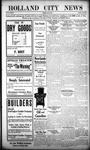 Holland City News, Volume 45, Number 26: June 29, 1916