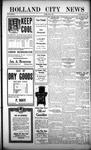 Holland City News, Volume 45, Number 28: July 13, 1916