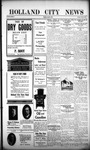 Holland City News, Volume 45, Number 29: July 20, 1916 by Holland City News
