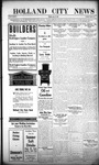 Holland City News, Volume 45, Number 32: August 10, 1916