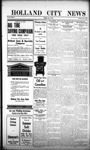 Holland City News, Volume 45, Number 33: August 17, 1916 by Holland City News