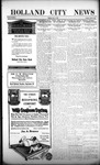 Holland City News, Volume 45, Number 38: September 21, 1916 by Holland City News