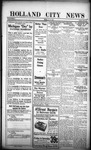 Holland City News, Volume 45, Number 41: October 12, 1916