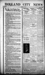 Holland City News, Volume 45, Number 43: October 26, 1916 by Holland City News