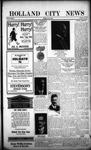 Holland City News, Volume 45, Number 46: November 16, 1916 by Holland City News