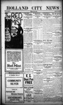 Holland City News, Volume 45, Number 47: November 23, 1916 by Holland City News