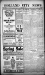 Holland City News, Volume 46, Number 10: March 8, 1917 by Holland City News