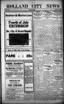 Holland City News, Volume 46, Number 27: July 5, 1917 by Holland City News