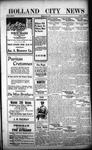Holland City News, Volume 46, Number 31: August 2, 1917
