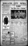 Holland City News, Volume 46, Number 33: August 16, 1917 by Holland City News
