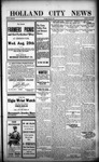 Holland City News, Volume 46, Number 34: August 23, 1917 by Holland City News