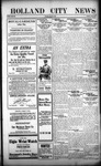 Holland City News, Volume 46, Number 35: August 30, 1917