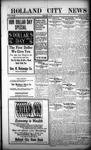 Holland City News, Volume 46, Number 37: September 13, 1917