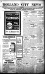 Holland City News, Volume 46, Number 41: October 10, 1917