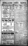 Holland City News, Volume 46, Number 42: October 18, 1917