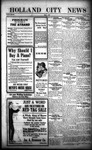 Holland City News, Volume 46, Number 44: November 1, 1917
