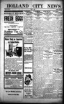 Holland City News, Volume 46, Number 45: November 8, 1917