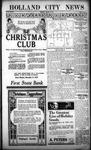 Holland City News, Volume 46, Number 50: December 13, 1917
