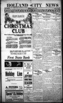 Holland City News, Volume 46, Number 51: December 20, 1917