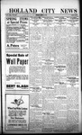 Holland City News, Volume 47, Number 12: March 21, 1918