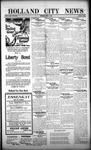 Holland City News, Volume 47, Number 15: April 11, 1918