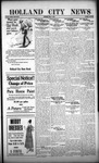 Holland City News, Volume 47, Number 19: May 9, 1918