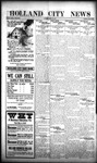 Holland City News, Volume 47, Number 29: July 18, 1918