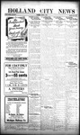 Holland City News, Volume 47, Number 31: August 1, 1918 by Holland City News
