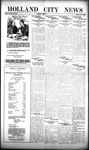 Holland City News, Volume 47, Number 33: August 15, 1918 by Holland City News