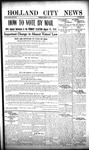 Holland City News, Volume 47, Number 34: August 22, 1918 by Holland City News