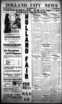 Holland City News, Volume 47, Number 35: August 29, 1918 by Holland City News