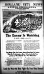 Holland City News, Volume 47, Number 39: September 26, 1918 by Holland City News